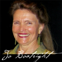 Jo Boatright. Photo courtesy of waldenchambermusic.com