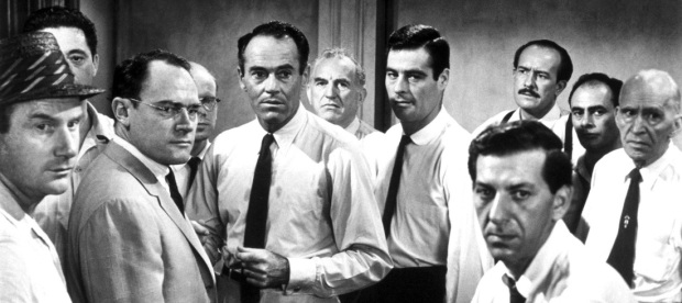 12 Angry Men. Photo courtesy of McKinney Classic Film Festival
