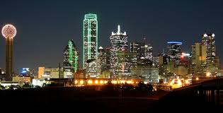 Downtown Dallas. Photo credit: Googles images
