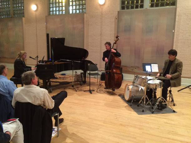 Dr. Mike Bogle Trio playing the Music of Victor Young at Sammons Center for the Arts.